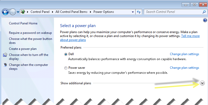 Win7PowerOptions